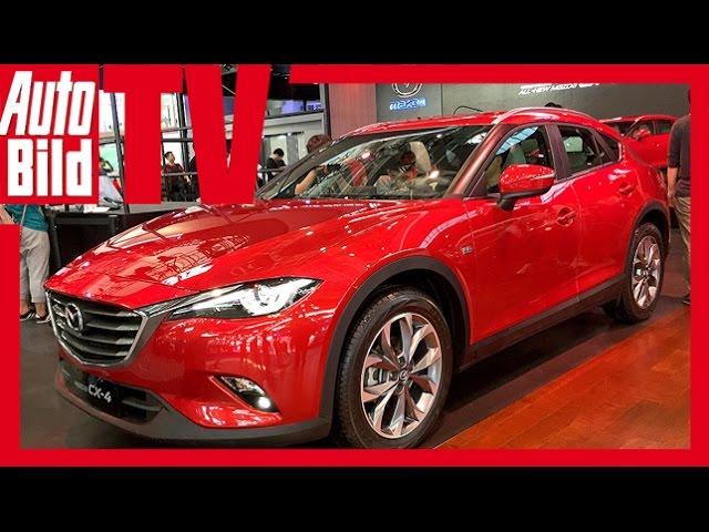 Mazda CX-4 (Auto China 2016) Preview