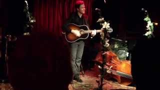 "Josh Ritter - New Song! ""Joy to you baby, wherever you are tonight"" - Lizard Lounge, Boston 2012"