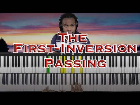 #47: First Inversion Passing Chord