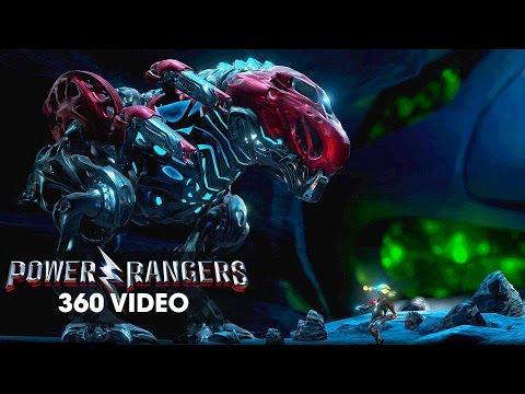 Power Rangers (Viral Video 'Zords Rising 360')