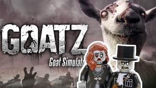 I'M GONNA RUIN YOUR WEDDING!!!! | Goat Simulator | Fan Choice Favorite
