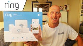 Ring Alarm Home Security System (4K) Full Setup & Installation