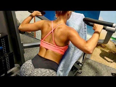 Wie das Fett und obwisschuju die Haut auf dem Bauch zu entfernen