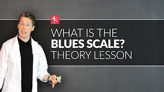 What Is The Blues Scale? Guitar Theory Lesson