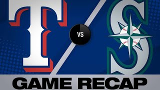 5/27/19: Vogelbach, Smith lead Mariners over Rangers