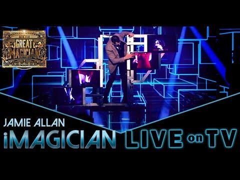 Jamie Allan: Next Great Magician