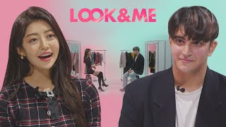 Are you Korean????  - First meeting in pajamas [Look & Me]