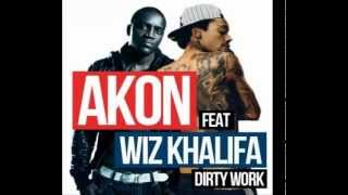 Akon Ft. Wiz Khalifa - Dirty Work