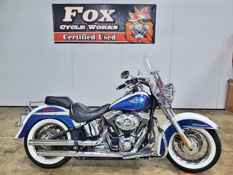 2010 Harley-Davidson Softail® Deluxe in Sandusky, Ohio - Video 1