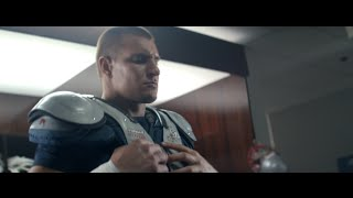Rob Gronkowski Suiting Up | Football Is Family | NFL