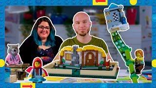LEGO Pop-Up Book Designer Video - Official LEGO Ideas Set #21315