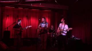 "Chris Knight's ""Jack Blue"" covered by Zachariah Red"