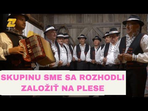 FOLKLÓR NA ZEMPLÍNE - Bracovski chlopi