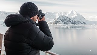 In Age Of Digital, This Photographer Went To Antarctica With 65 Rolls Of Film