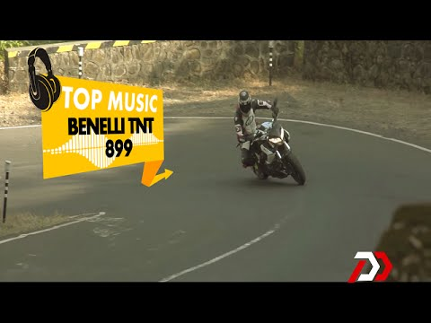 Top Music l Benelli TNT 899 l PowerDrift