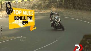 Top Music l Benelli TNT 899 l PowerDrift