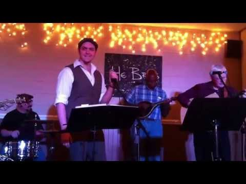 "Savior Soul - ""Man of Constant Sorrow"" (Live @ He Brews Coffeehouse 5-17-14)"