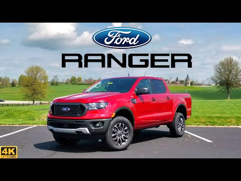 External Review Video DdlBNj6oVFk for Ford Ranger Pickup (4th gen)