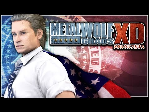 Gameplay de Metal Wolf Chaos XD