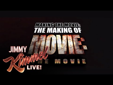 movie the movie jimmy kimmel makes the ultimate epic movie trailer
