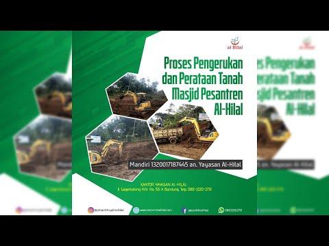 Pengerukan Tanah Untuk Masjid Alhilal