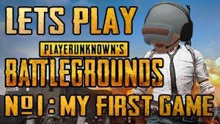 Let's Play ► PlayerUnknown's Battlegrounds [1] ► I'm Still A Virgin