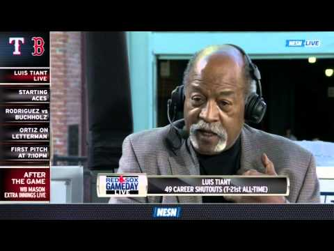 Former Red Sox Pitcher Luis Tiant Has Strong Words About Hall Of Fame