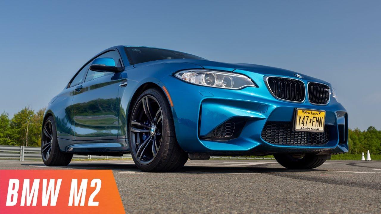 BMW M2: a perfect sports car for $52,000 thumbnail