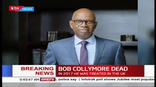 Remembering Bob Collymore, Business Journalist Aby Agina's perspective