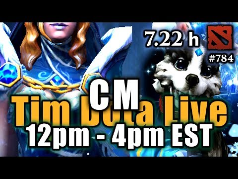 Tim Dota 2 | Crystal Maiden All Day | Taking Names and Doing a good job at writing them down