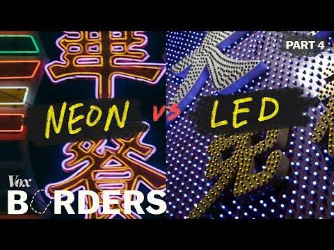Úpadek neonových světel Hongkongu - Vox
