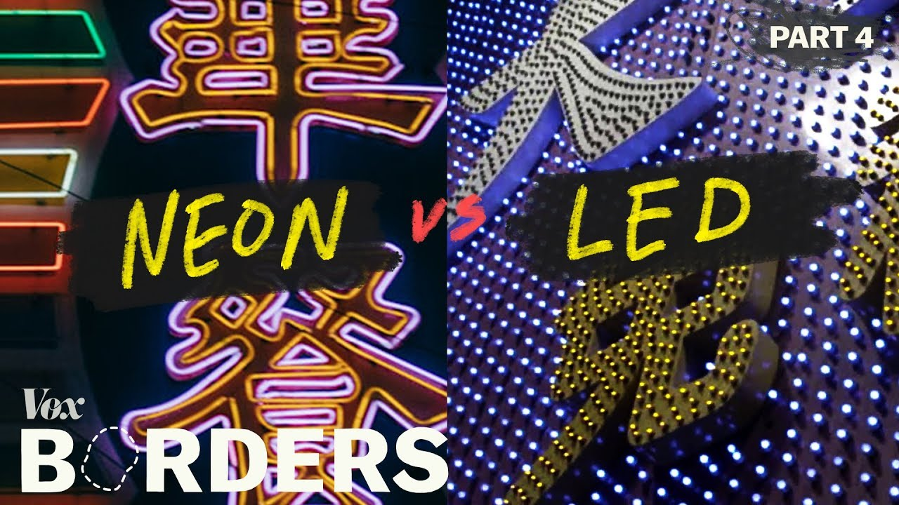 The decline of Hong Kong's iconic neon glow thumbnail