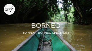 My travels in Borneo, 2016