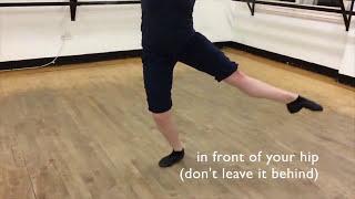 tours dégagés: Ballet Class Tutorial