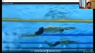 """Swimming """"Technique Talk"""" – Underwater Dolphin Kick & Breaststroke Pullouts"""