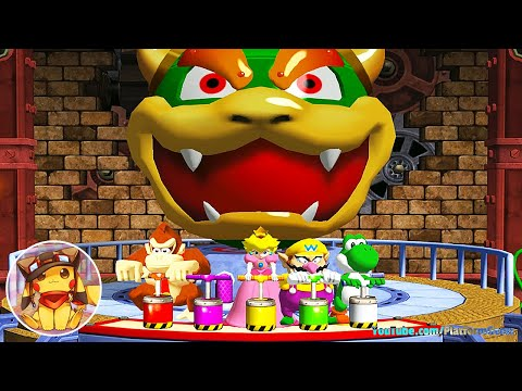Download All Funny Balloon Minigames In Mario Party Games Video 3GP