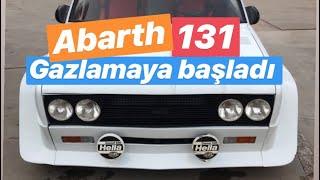 Mirafiori 131 Gazlamaya Başladı-Audi A1 i Bastık-ÖZDEN SOYDAŞ