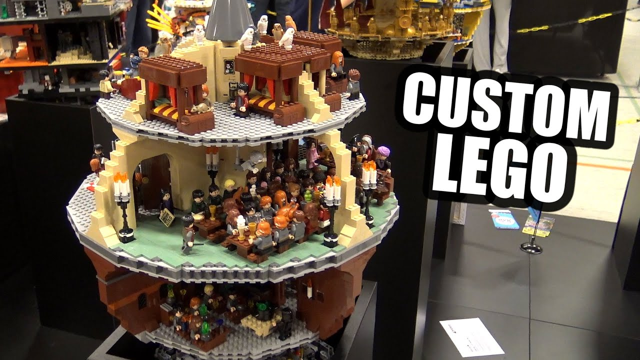 9 Themed LEGO Death Stars | Harry Potter, Minecraft, The Simpsons & More!