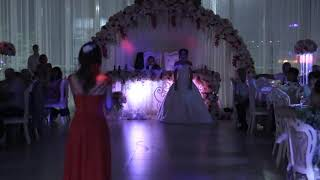 Песня сестре на свадьбу! Плакал весь зал!_HD