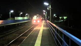 mqdefault - 名古屋行き最終列車 ロケ列車 切通駅通過