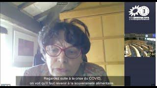 Vaccin: J'interroge la Directrice de l'Agence Européenne des Médicaments sur la sécurité sanitaire