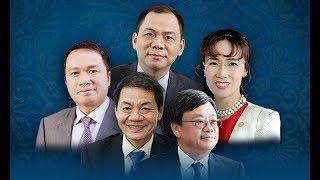Tỷ phú đô la Việt Nam: Sếu đầu đàn dẫn dắt cho nền kinh tế? VTV24