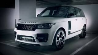 Range Rover SVO Design Pack - Personalised to perfection