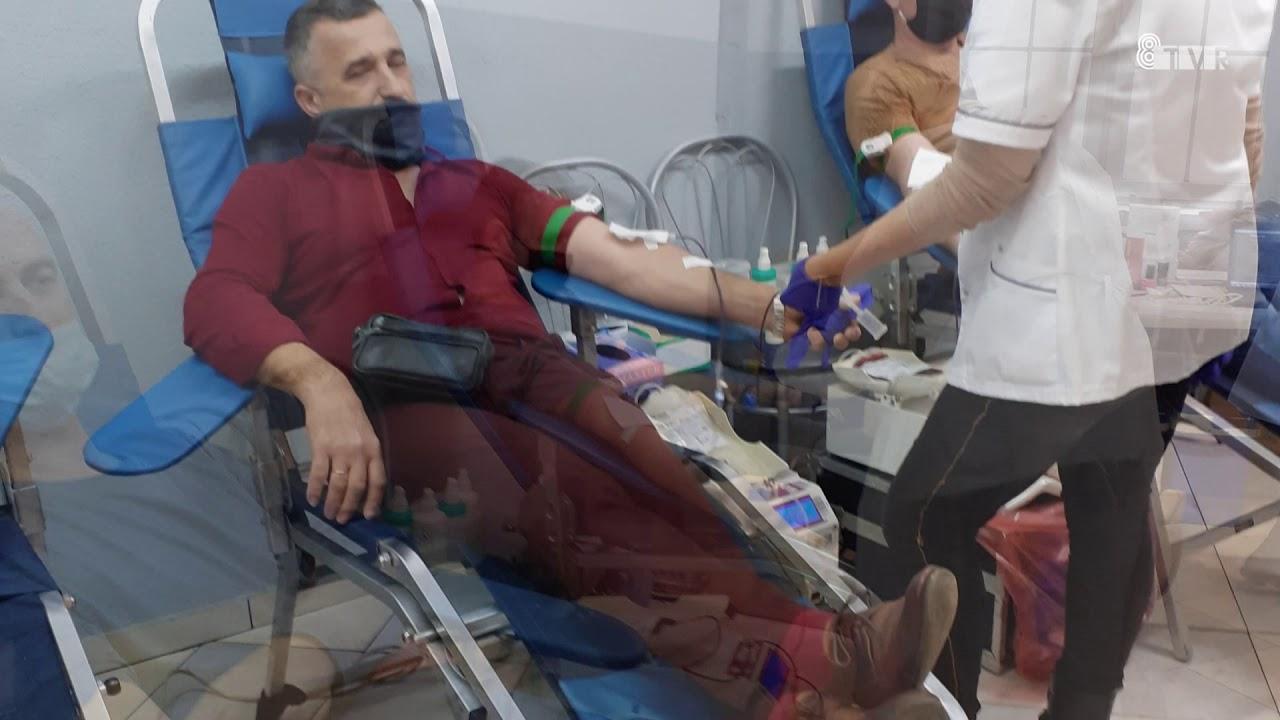 Zbiórka krwi w OSP Sieradz