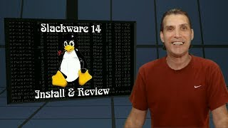 Slackware 14 Install & Review