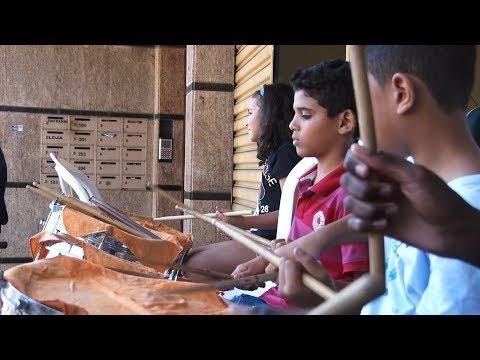 Ponto de Cultura Olaria oferece cursos gratuitos pra crianças e adolescentes