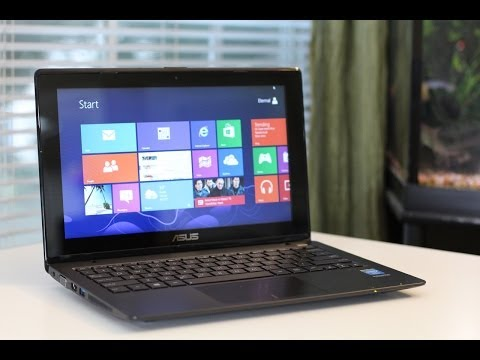 "ASUS X200CA HCL1205O / X200MA-RCLT07 11.6"" TouchScreen Laptop Review"