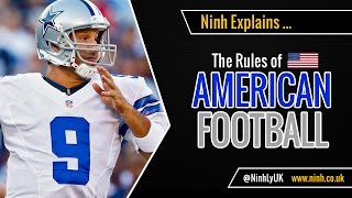 The Rules of American Football - EXPLAINED! (NFL)