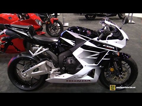 2016 Honda CBR600RR in Missoula, Montana - Video 1