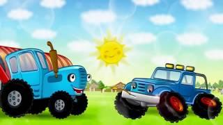 Мультики про машинки Смотреть Подборка Мультик про трактор